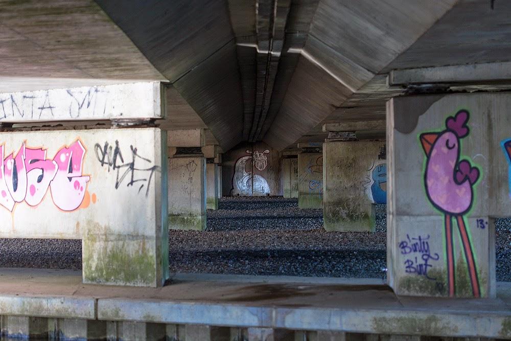 Graffiti in Stony Stratford
