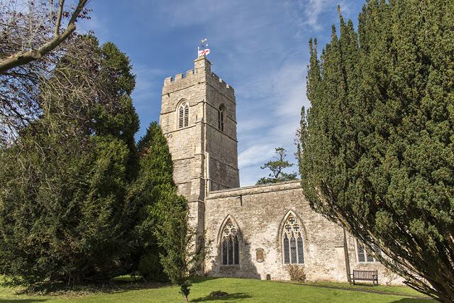 Cosgrove Church