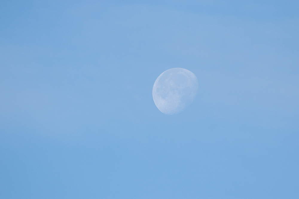 Soundscapes and Memories - Daytime Moon
