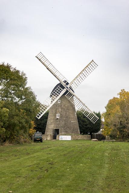 New Bradwell Windmill