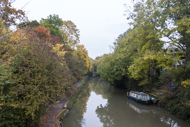 Grand Union Canal Old Wolverton