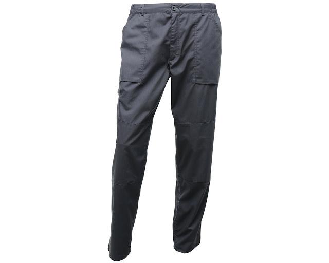 Regatta Mens Action Trousers - review - Regatta Action Trousers in Dark Grey