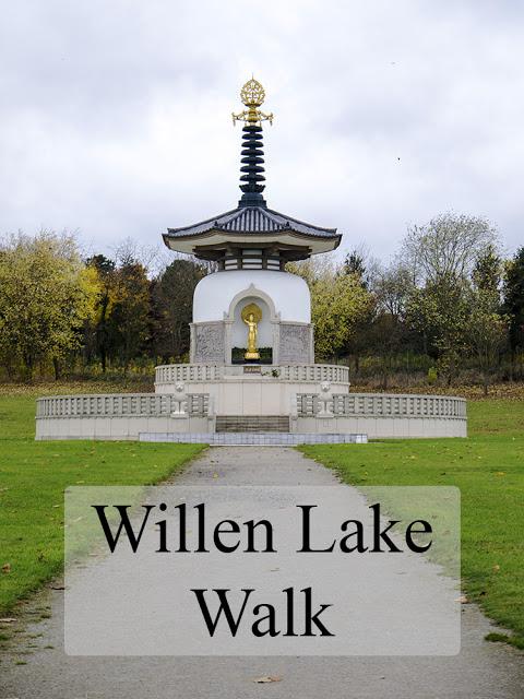 Willen Lake Walk