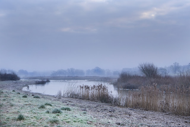 Frosts, Mists and Frozen Lakes