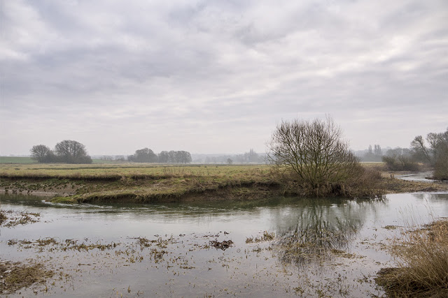 River Great Ouse by New Bradwell