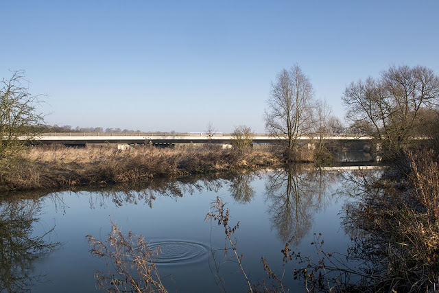The A5 Crossing the Ouse Valley