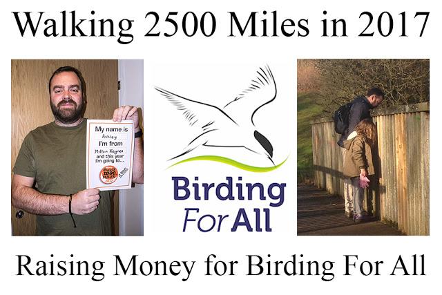 I'm Walking 2500 Miles in 2017