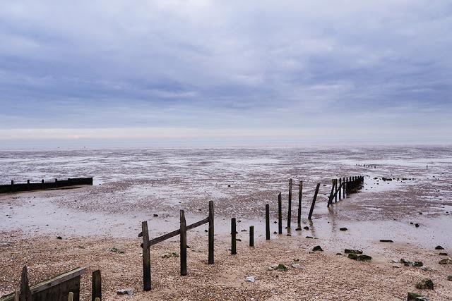 Seascape from Leysdown