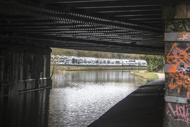 Mural Through the Bridge