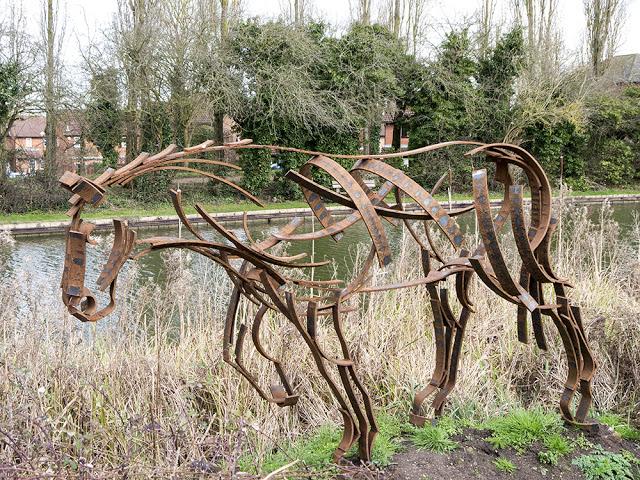 Andrew Kay's Shire Horse