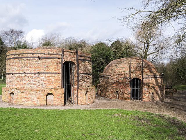 Brick Kilns at Great Linford