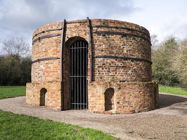 Flat topped Kiln