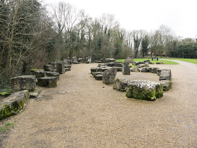 Stone Circles (Man Made)