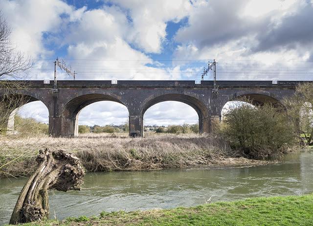 Viaduct at Haversham