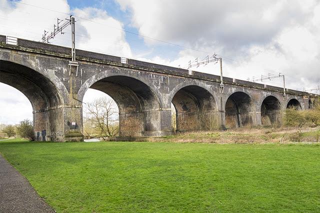 Viaduct built in 1838