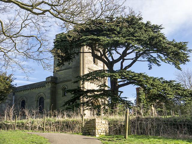 Old Wolverton Church
