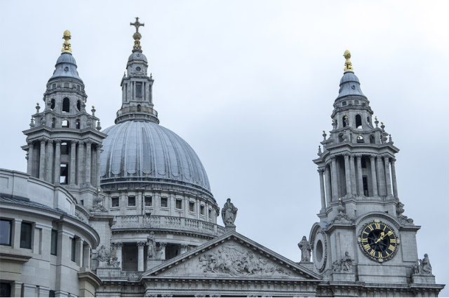 St Paul's Cathedral Roof