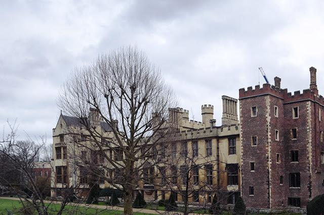Lambeth Palace (we think)