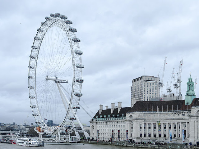 London Eye & London Aquarium