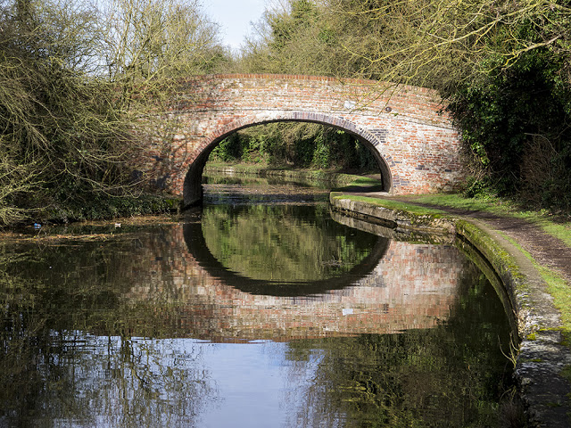Grand Union Canal Bridge