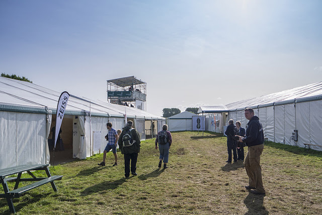 Tower by Optics Tent