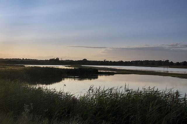 Dusk at Rutland Water