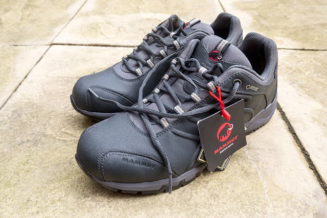 Mammut Summit Low GTX Mens Walking Shoe - Review