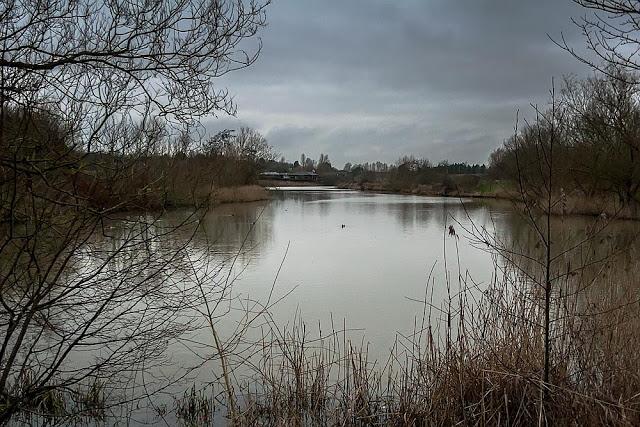 Lodge Lake, Milton Keynes