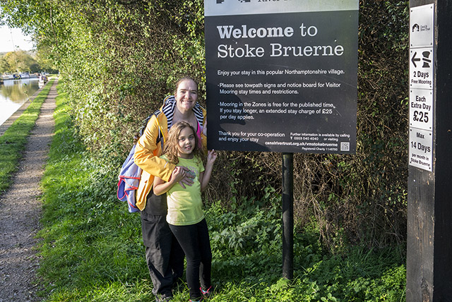 Welcome to Stoke Bruerne