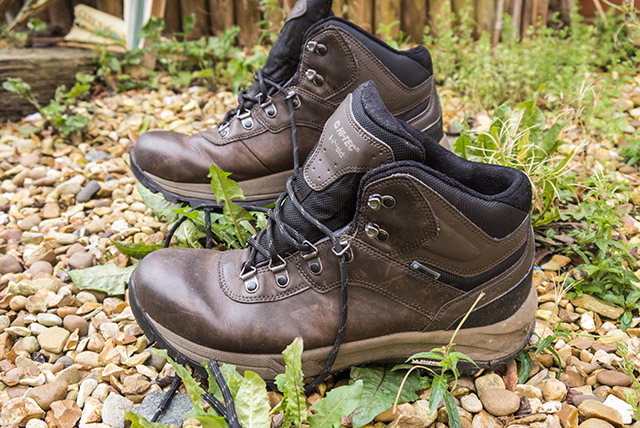 Hi-Tec Altitude VI i Waterproof Men's Walking Boot - Review