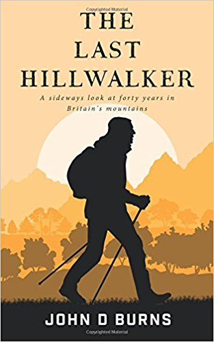 The Last Hillwalker - Review (book cover image)